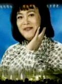 赵本山早年女人扮相