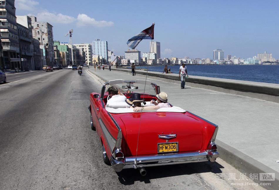 美丽的哈瓦那