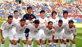 2002世界杯决赛圈国足首发