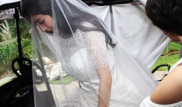 直击:杨幂刘恺威巴厘岛大婚