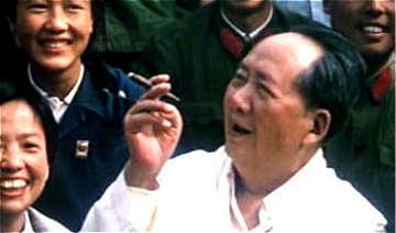 毛泽东戒烟