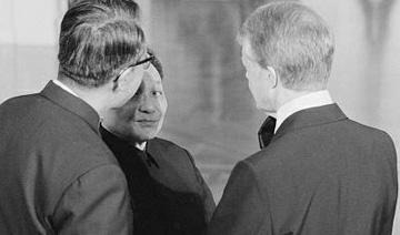 邓小平如何应对美总统施压:撒一千万人你敢不敢接
