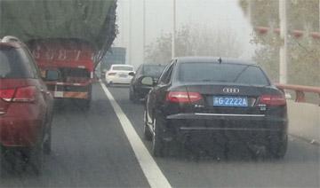江苏某公安局避嫌忙卖车 称只用来跑工地