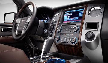 福特推8座全尺寸SUV 超大空间/科技感十足