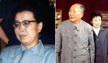 江青与毛泽东