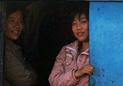 羞涩的朝鲜女人