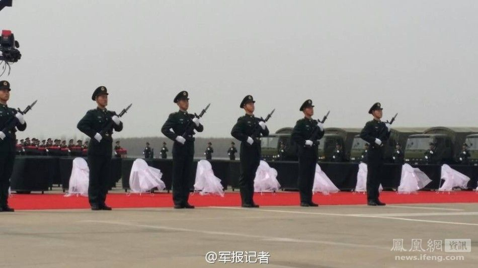 437具中国志愿军遗骸回国 - 人在上海    - 中華日报Chinadaily