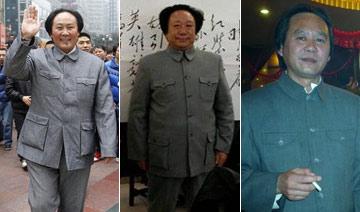 """盘点民间不像毛泽东的""""毛泽东扮演者"""""""