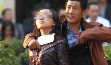 昆明:女子被劫持现场