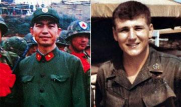 中美防长常万全与哈格尔共同点是何?都曾与越南作战