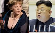 各国名流领导的造型政治学