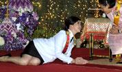 心酸总理英拉:亚洲最美领导人