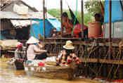 柬埔寨中国遗民生活悲惨可怜