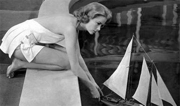 图说摩纳哥王妃:曾是好莱坞女神 中年死于诡异车祸