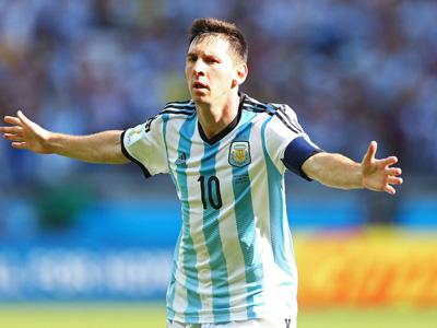 梅西圆月弯刀绝杀!阿根廷1-0伊朗
