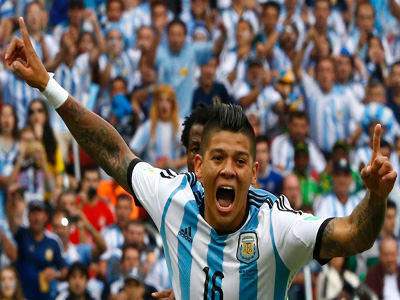 阿根廷角球罗霍乱中