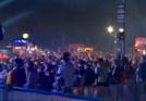 德国夺冠球迷狂欢