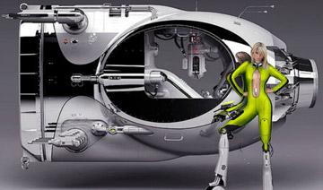 想知道未来汽车长啥样吗?带你颠覆传统概念