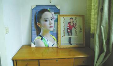 重庆女主播被杀害抛尸后家中一角