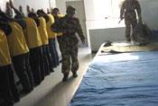 武警曝真实版越狱 监狱发生暴动