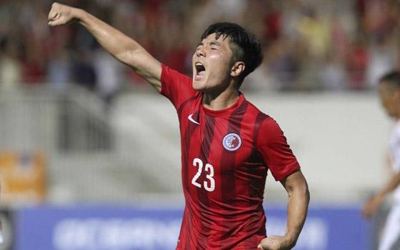中国香港7-0不丹