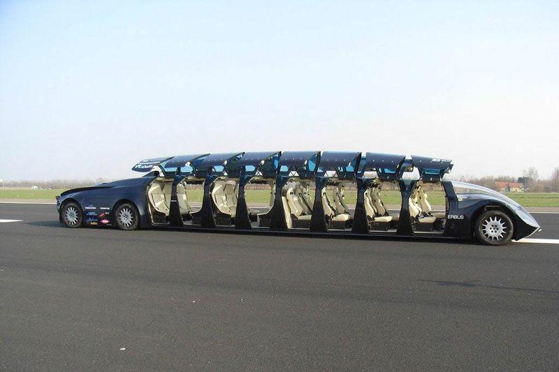 全球最牛公交车投入使用 时速直逼高铁 - 雷石梦 - 雷石梦(观新闻)