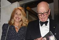 84岁默多克仍在相信爱情