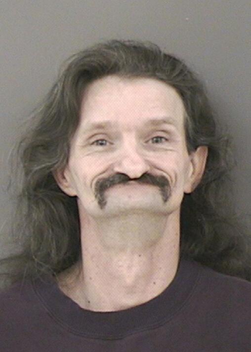 美国警局发布最难看犯人照片