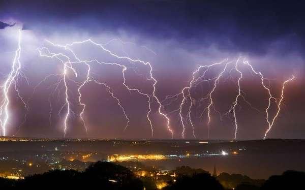 (原创)雨过天晴靓景回: - liangshange - 一线天