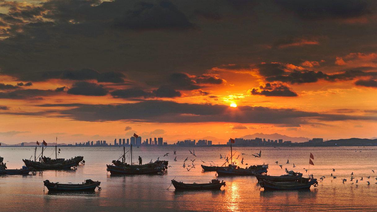 海南婚纱摄影拍摄基地——西海岸