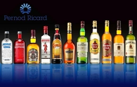 中国市场减速 保乐力加等酒业销售下滑