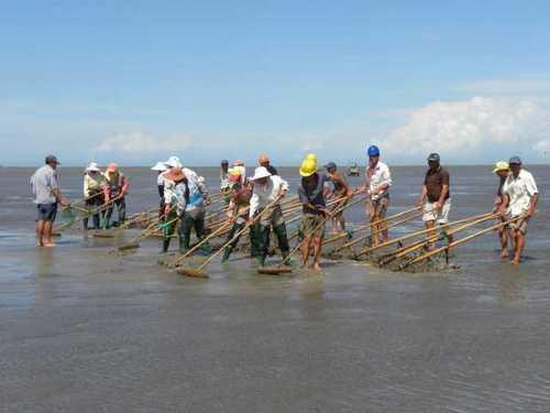 南通小洋口风景区,是国家3a级景区,位于江苏省如东沿海旅游经济开发区