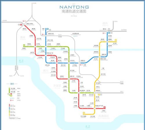 南通城市快速轨道交通建设规划获批