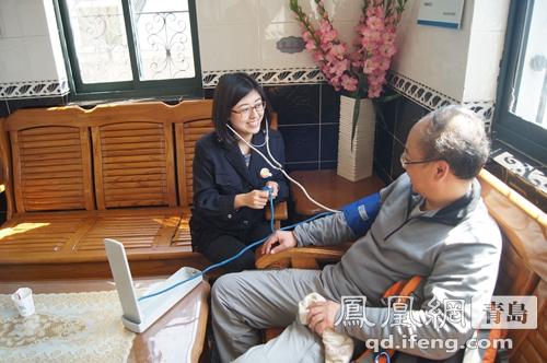 青岛崂山风景区成立志愿者队伍 为老年游客服务