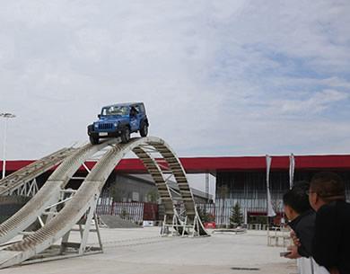 年度汽车盛会2014山东国际车展昨日盛大开幕