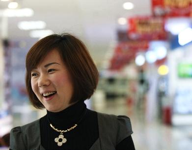 """微笑青岛第五期阴广平:与利群的21年""""恋爱""""在路上"""