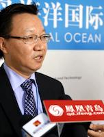 海洋国家实验室主任吴立新