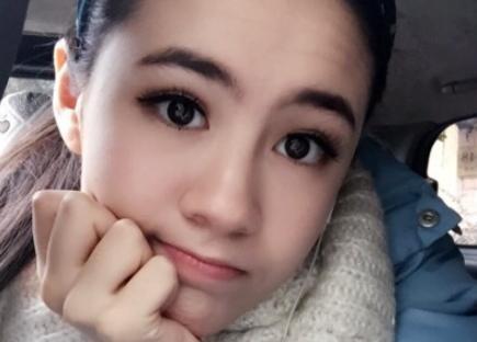 中国梦之声emily李安梅素颜私照