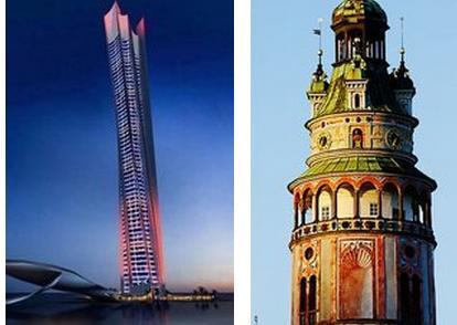 院士批央视大裤衩 盘点各朝代的不同建筑风格(组图)图片