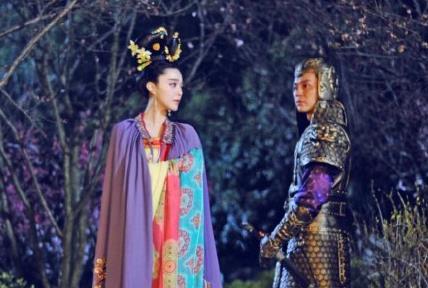 武媚娘传奇 57.58集剧情预告:皇帝驾崩媚娘入寺削发为
