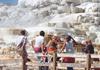 土耳其棉花堡 与神共浴