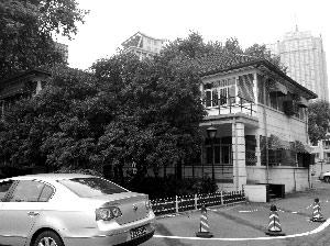百步坡1号建筑