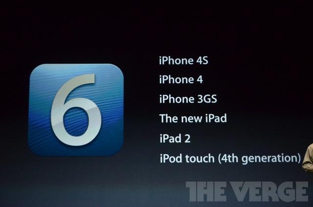 iPhone5正式发布