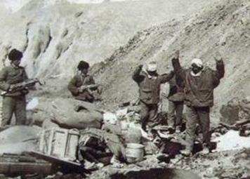 1962年中印战争_1962年中印边界争端升级,最终在藏南边境爆发战争.