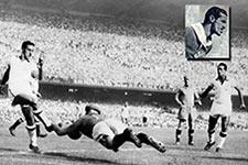1950年世界杯巴西家门口败给乌拉圭
