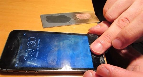 黑客:iPhone 5S帮美国政府收集全民指纹