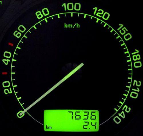 德国3分之一汽车行驶里程表不实 厂商否认欺诈高清图片
