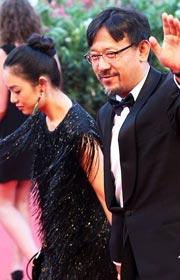 姜文与妻子周韵