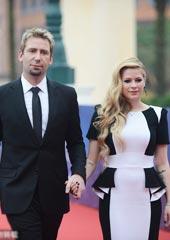 艾薇儿与丈夫