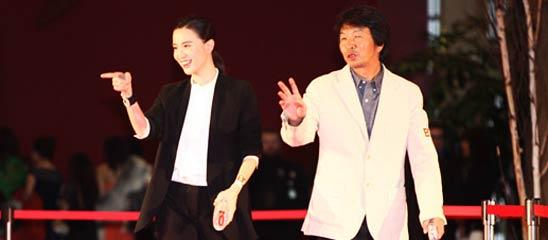 众名人亮相2013BQ明星品牌价值榜